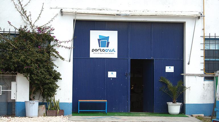 """Centro """"Porta Azul"""" em risco de fechar"""